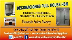 Decoraciones Full House Hsm