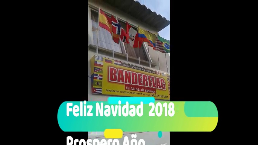 Banderflag Un Mundo de Banderas !