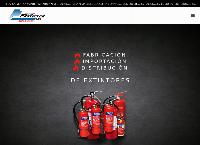 Sitio web de Extintores Protector S.A.S