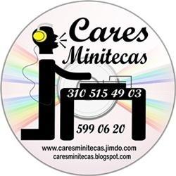 Cares Minitecas