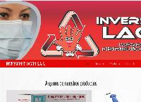Sitio web de INVERSIONES LAGON SAS