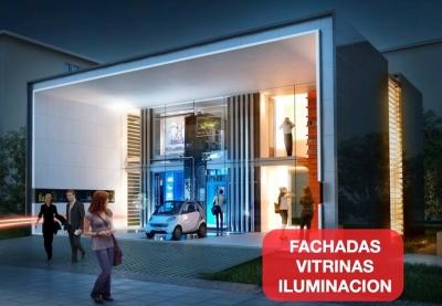 Arquitectos brand and retail dise o y obra bogota calle for Diseno oficinas modernas bogota