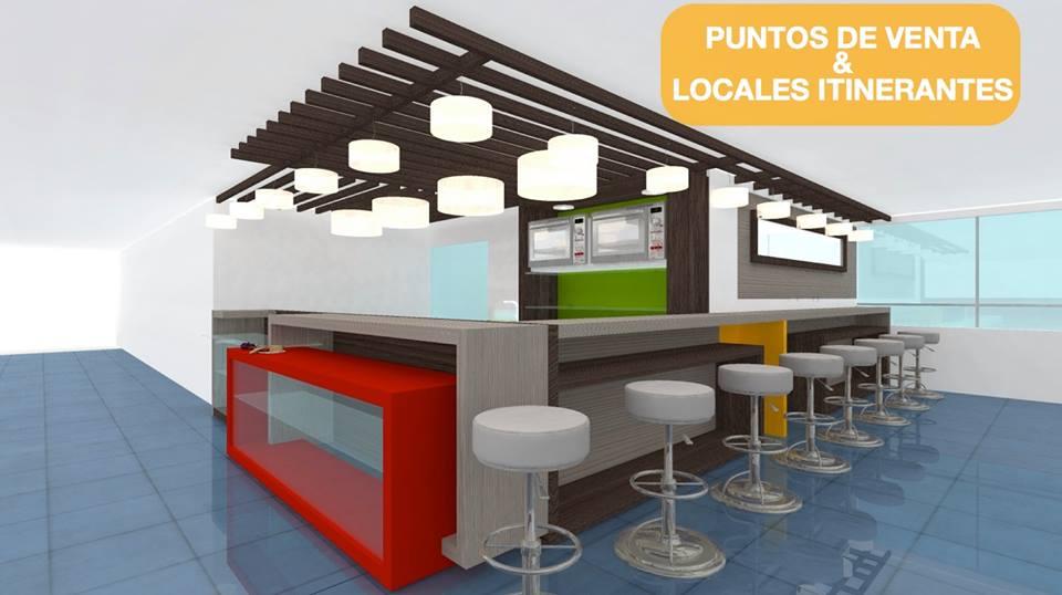 Arquitectos brand and retail dise o y obra bogota calle for Servicios escolares arquitectura