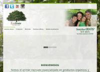 Sitio web de Ecosiente Organicos