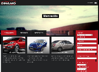 Sitio web de DINAMO RENTA CAR S.A.S
