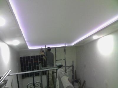 Inter drywall bogota kr 43 a 69g 59 sur - Luz indirecta techo ...