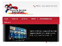 Sitio web de CENTRO DE SERVICIO ESPECIALIZADO LG