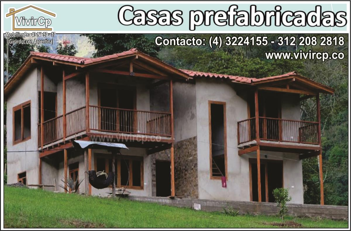 Casas prefabricadas medellin cra 43 57 17 4 3224 - Opinion casas prefabricadas ...
