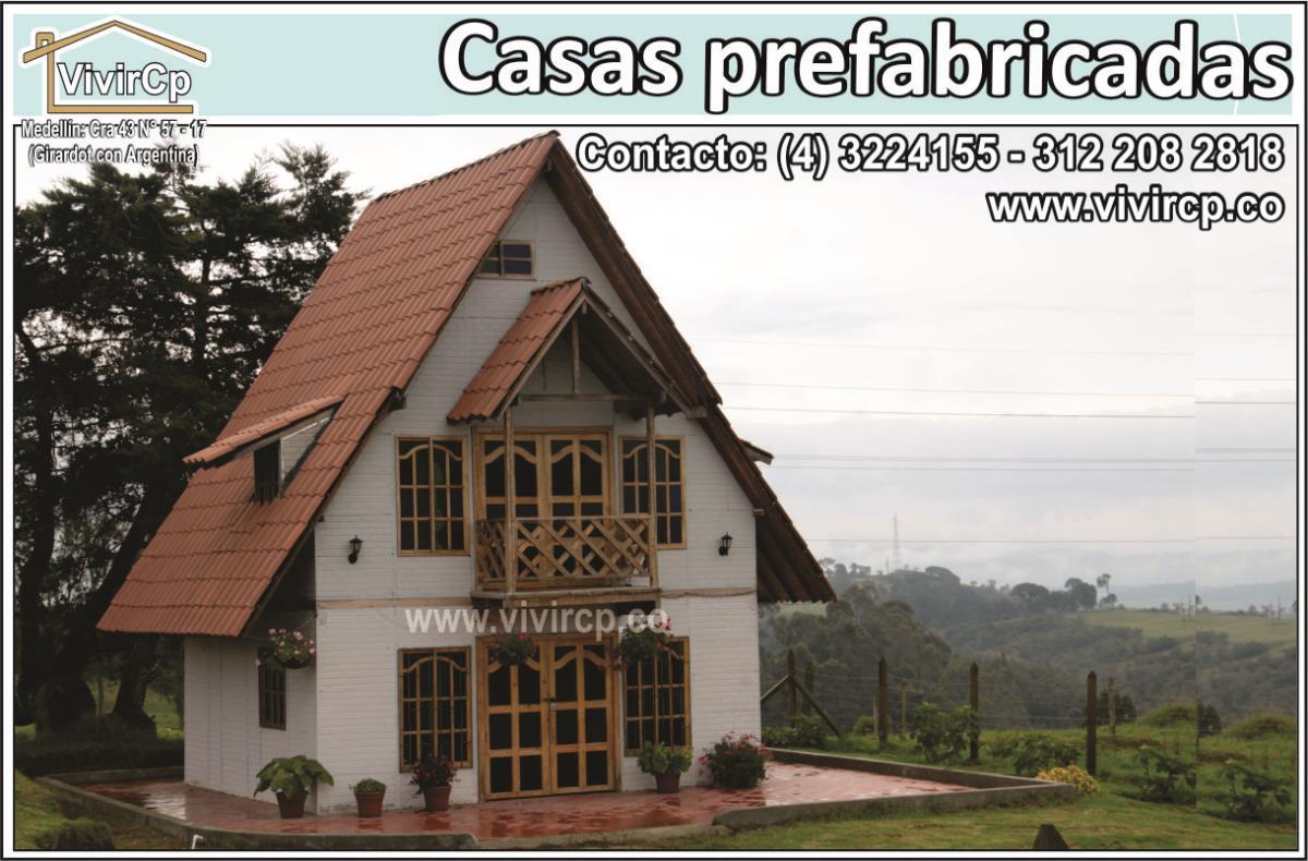 Casas Prefabricadas Medellin Cra 43 57 17 4 3224