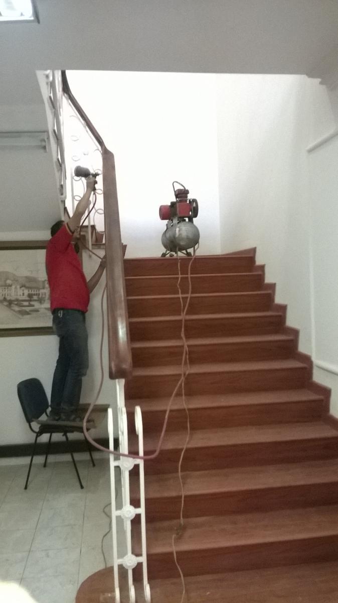 Fachadas y mantenimientos pastrana sas bogota carrera 1 for Restauracion tejados de madera