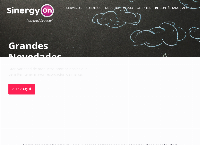 Sitio web de Sinergy On S.A.S