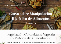 Sitio web de CURSO MANIPULACION DE ALIMENTOS BARRANQUILLA LITORAL