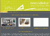 Sitio web de Remodelar Proyectos Integrales