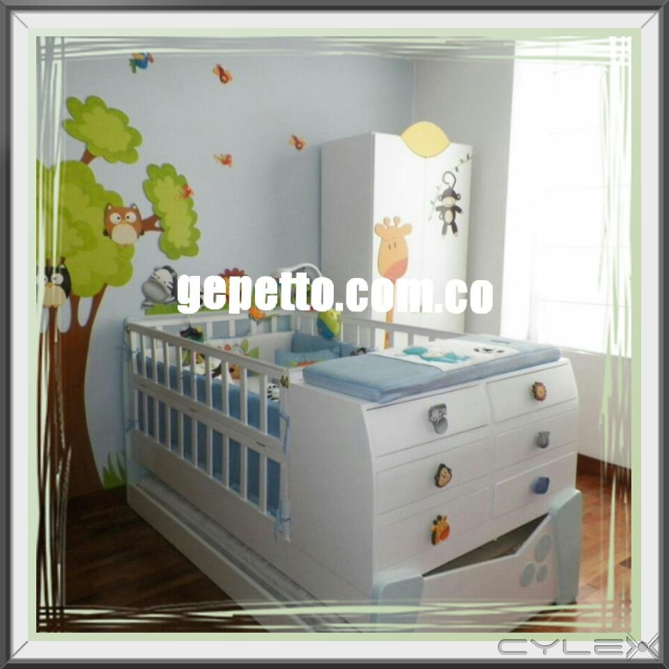 Gepetto Muebles Y Decoraci N Infantil Bogot Calle 47 17 83 Sur  # Muebles Gepetto Bogota