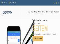 Sitio web de Kijho Technologies