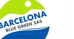 Barcelona blue green SAS