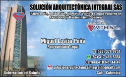 Solucion Arquitectonica Integral SAS