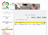 Sitio web de Lotería Del Risaralda