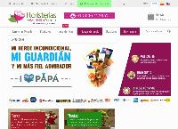 Sitio web de Floristerías en Medellín