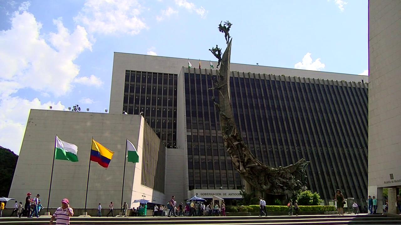 Juzgados Medellín