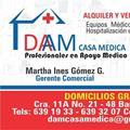 Dam Casa Medica